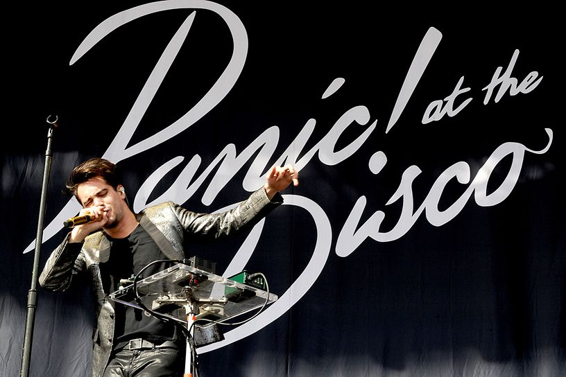 THE SONG #2. Panic! At the Disco